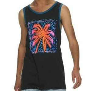 Urban Pipeline Graphic Tank Top T-Shirt